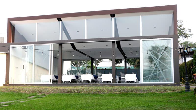 Salón Cristal Delibanquetes